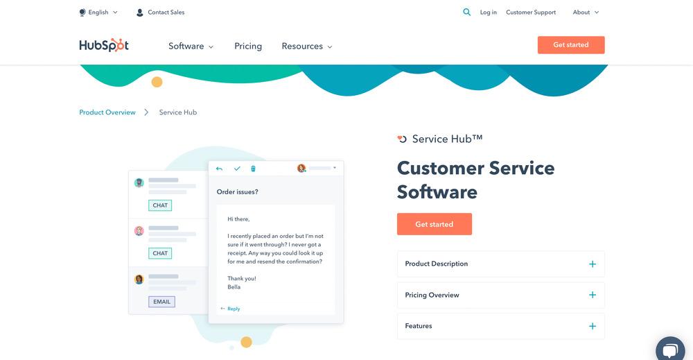 hubspot cs - startup tools