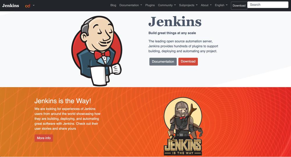 jenkins - startup tools