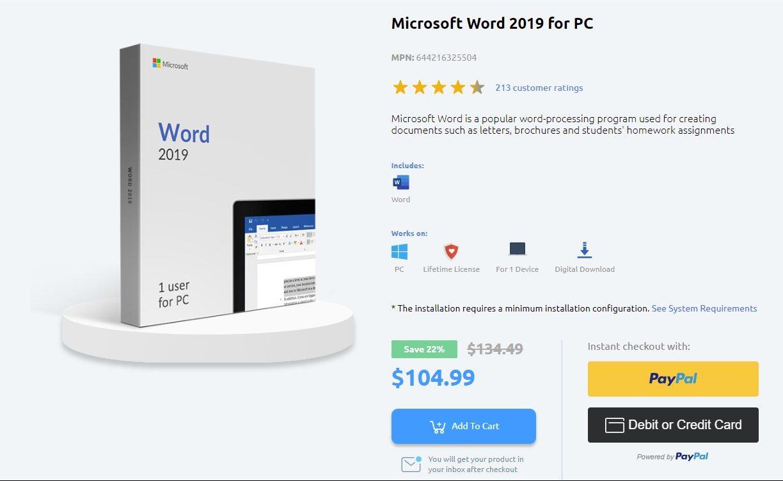 microsoft word revenue streams