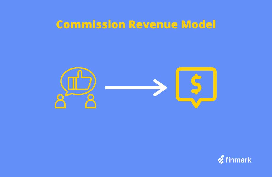 Commission Revenue Model
