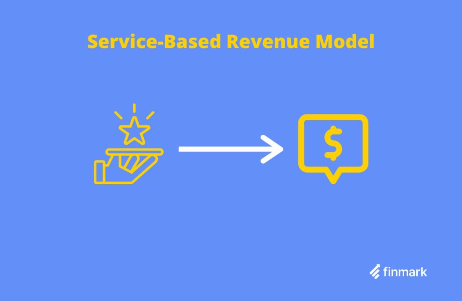 Service-Based Revenue Model